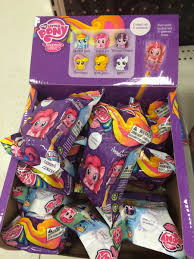 My Little Pony Blind Bags Box My Little Pony Cameos Pencil Toppers Found At Target Mlp Merch