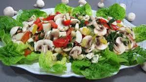 cuisiner les blettes marmiton bettes en salade recette entrées salades supertoinette