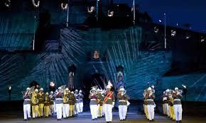the official website of the 2018 royal edinburgh military tattoo