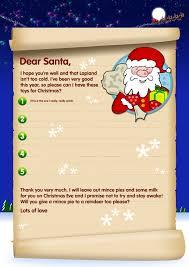 printable santa letters to santa elegant how to send a letter to santa josh hutcherson