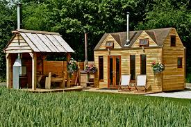 tiny homes tiny footprint simply green