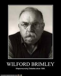 Diabetes Meme Wilford Brimley - wilford brimley