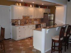 Kitchen Small Galley Kitchen Makeover With Brick by Opening A Wall Up In A Galley Kitchen Design Ideas Pictures