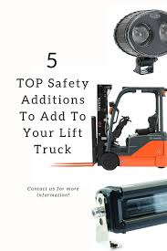 top 5 forklift safety additions southeast industrial equipment inc