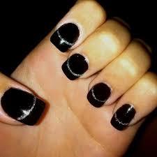 black prom nail ideas cute easy nail art designs girlie stuff