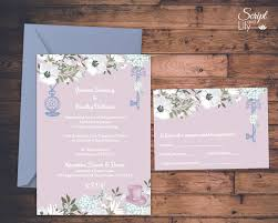 Invitation Cards Templates Free Download Alice In Wonderland Wedding Invitation Template Free Response