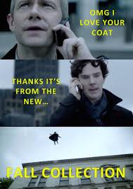 Funny Sherlock Memes - 27 times the sherlock fandom won tumblr