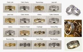 celtic rings meaning wediquette and across the board wedding traditions