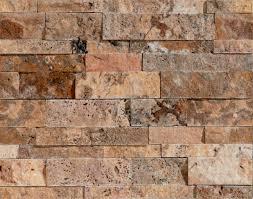Split Face Stone Backsplash by Scabos 1