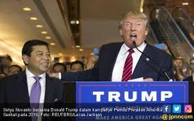 donald trump presiden amerika gedung putih bakal rilis hasil tes kesehatan donald trump