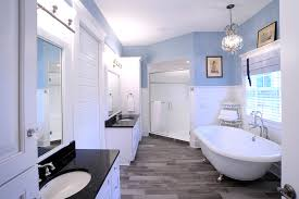 blue and white bathrooms realie org