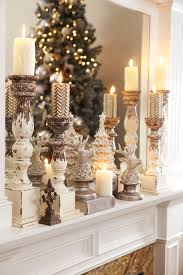 day 12 festive holiday mantels traditional home