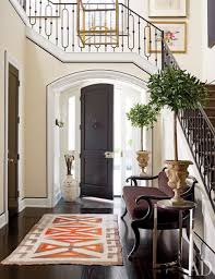 modern chic home decor interior chic hallway design and modern house entrance idea with