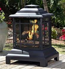 Wood Firepit 4 Types Of Pits Allergyandair