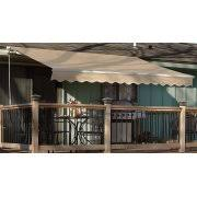Backyard Shade Canopy by Quick Shade Canopies