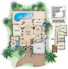 modern mediterranean house plans mediterranean house plans with pool glamorous mediterranean homes