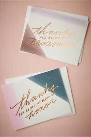 best 25 bridesmaid thank you cards ideas on pinterest cute