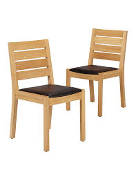 marks and spencer kitchen furniture 2 sonoma light dining chairs m s