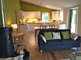 Open Plan by Open Plan Living Dining Kitchen You Can Try This Space Out For