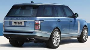 range rover land rover range rover 2018 dimensions boot space and interior