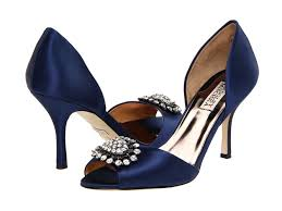 wedding shoes navy blue navy blue wedding shoes with jewelry ipunya