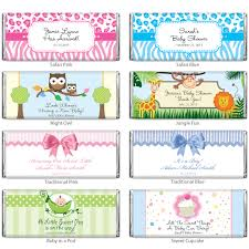 candy bar baby shower baby shower personalized hershey chocolate bar baby shower favors
