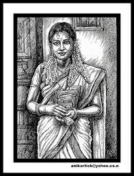 pencil sketch art indian village desi culture hd best 25