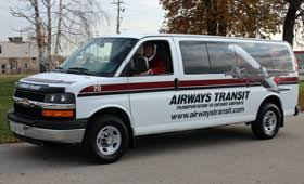 Air Transit Kitchener - airways transit airport shuttle hamilton kitchener waterloo