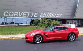 torch corvette stingray corvette museum to raffle a 2014 corvette stingray during the