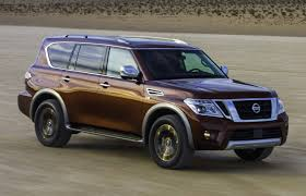 nissan patrol 2016 nissan armada is confirmed as a rebadged patrol for the usa