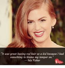 Meme Red Hair Kid - it was great having red hair as a kid because j had something to