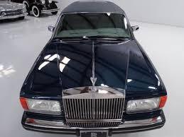 rolls royce door 1986 rolls royce silver spur limousine notoriousluxury