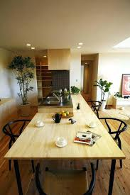 dining table black dining table japanese style and chairs