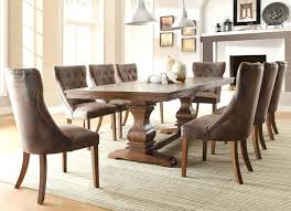 9 piece dining room set 9 piece dining set 9 piece dining room set in rustic brown torhd
