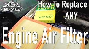 nissan qashqai zahnriemen oder steuerkette tips for replacing any car u0027s air filter from the car blog