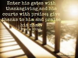 a psalm of thanksgiving five minute friday give julie lefebure