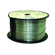 viagrow 16 ft rubber coated plant wire 3 pack v30788 the home
