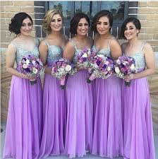 bridal party dresses best 25 purple bridesmaid dresses ideas on