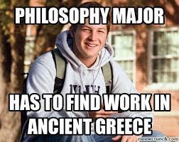 Philosophy Meme - philosophy major philosophy know your meme