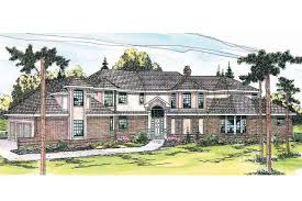Front Porch House Plans by House Plan 42820 At Familyhomeplans Com Tudor Plans With Front