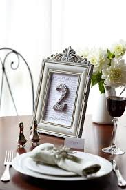 silver frames for wedding table numbers diy wedding table numbers diy wedding table numbers wedding