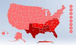 map of usa zika virginia battling zika virus after mission trip to