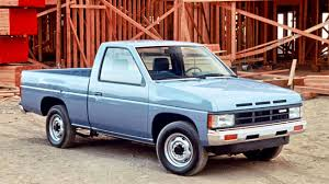 nissan blue truck nissan truck standard e 4x2 regular bed d21 u00271986 u201389 youtube