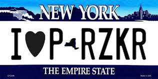 Ct Vanity License Plate Lookup In New York You Can Get A Vanity License Plate Made Special For