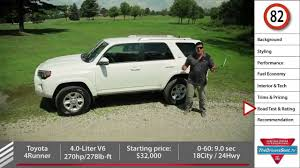 toyota 4runner 2014 review 2014 toyota 4runner review the last of a dying breed