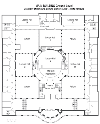West Wing Floor Plan Venue Maps Digital Humanities 2012