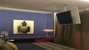porta tv soffitto soggiorno con tv a scomparsa 2 100 images parete attrezzata