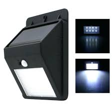outdoor solar wall light cheap led motion sensor find get