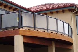 patio exterior railing covers sliding door track cover home