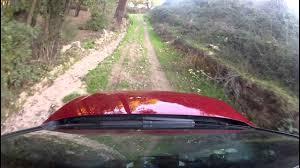 lexus rx400h off road review test sistema de tracción e four de lexus youtube